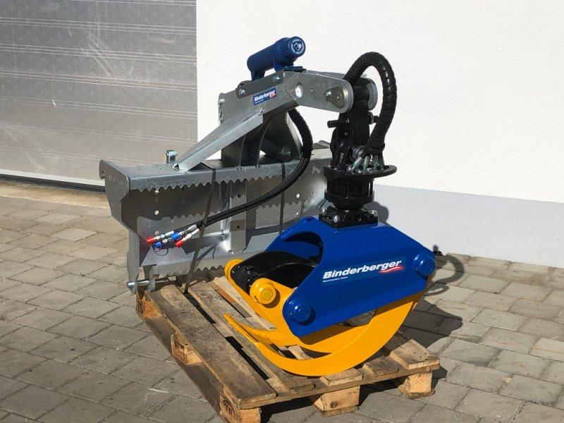 Ladekrane & Rückezange a típus Binderberger RZ 1200 light, Neumaschine ekkor: Rennertshofen (Kép 2)
