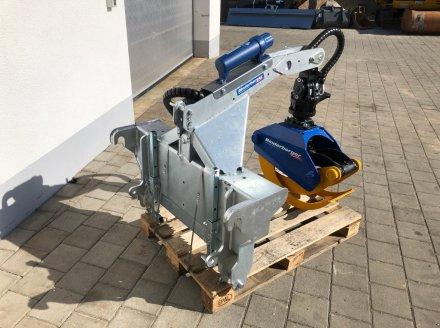 Ladekrane & Rückezange a típus Binderberger RZ 1200 light, Neumaschine ekkor: Rennertshofen (Kép 5)
