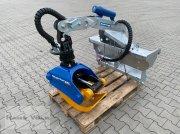 Ladekrane & Rückezange des Typs Binderberger RZ 1200 Light, Neumaschine in Eching