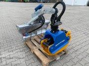 Ladekrane & Rückezange des Typs Binderberger RZ 1400 Light, Neumaschine in Eching