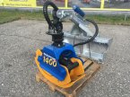 Ladekrane & Rückezange des Typs Binderberger RZ 1400 in Villach