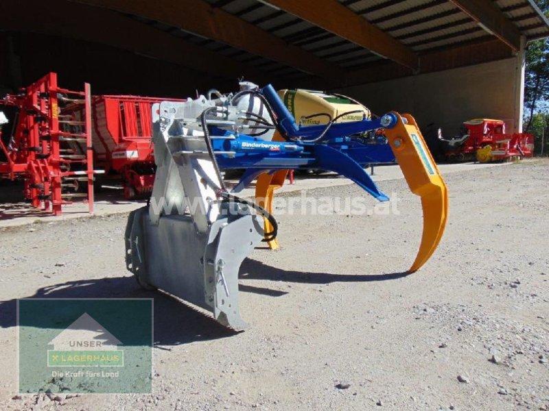 Ladekrane & Rückezange типа Binderberger RZ 2300, Neumaschine в Hofkirchen (Фотография 1)