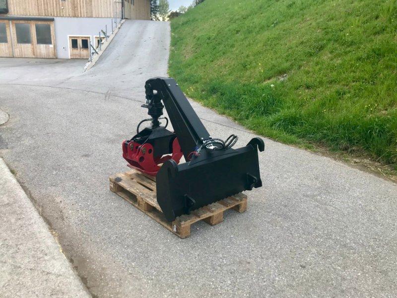 Ladekrane & Rückezange des Typs Eigenbau Rückezange, Neumaschine in Annaberg (Bild 2)