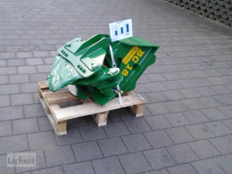 Ladekrane & Rückezange des Typs Farma BC 18 für Baggeranbau, Neumaschine in Bad Abbach-Dünzling (Bild 1)