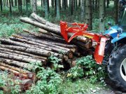 Fransgard HZ 2300 Погрузочные краны и трелевочные клещи