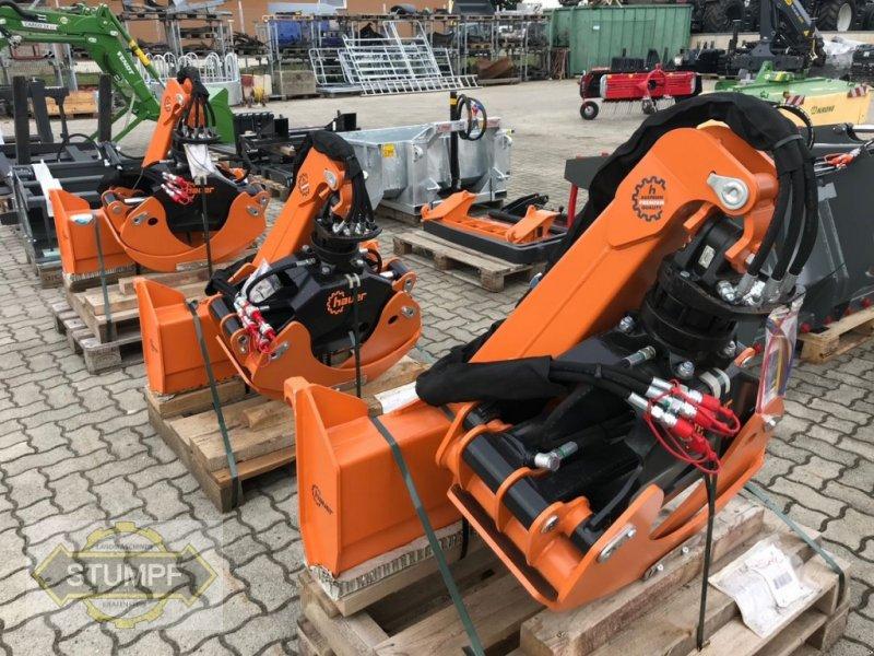 Ladekrane & Rückezange типа Hauer HZ230EURO, Neumaschine в Grafenstein (Фотография 1)