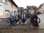 Ladekrane & Rückezange typu Källefall FB42-FB53T-FB63t-FB69TW, Neumaschine w Happurg