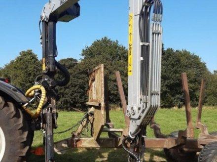 Kesla 316 Crane Погрузочные краны и трелевочные клещи