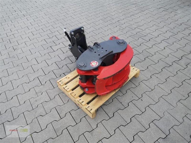 Ladekrane & Rückezange a típus Krpan Energieholzaggregat KS 200, Neumaschine ekkor: Töging am Inn (Kép 1)