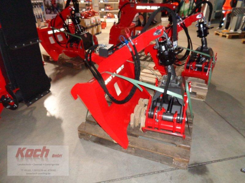 Ladekrane & Rückezange des Typs Krpan KL 1500FF, Neumaschine in Neumarkt / Pölling (Bild 1)