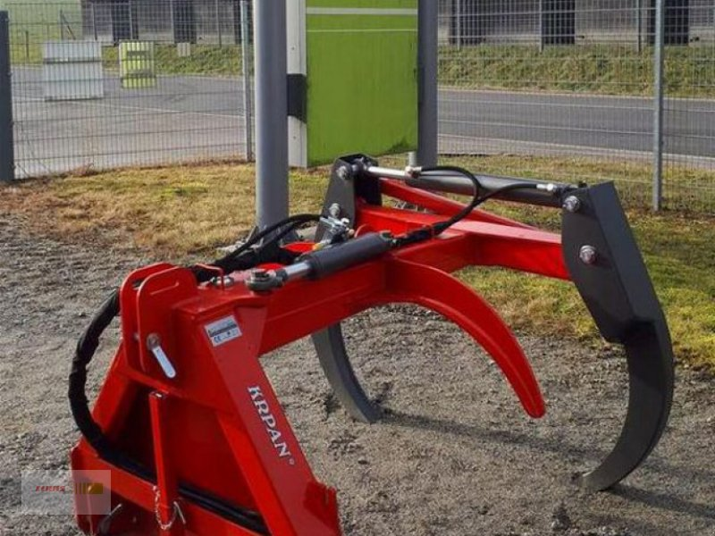Ladekrane & Rückezange a típus Krpan KL 2200, Neumaschine ekkor: Töging am Inn (Kép 1)