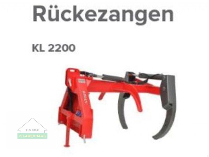 Ladekrane & Rückezange a típus Krpan KL 2200, Neumaschine ekkor: Hartberg (Kép 1)