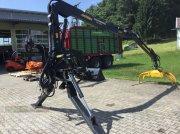 Ladekrane & Rückezange des Typs Oehler OL 7000SG/P, Gebrauchtmaschine in Fürsteneck