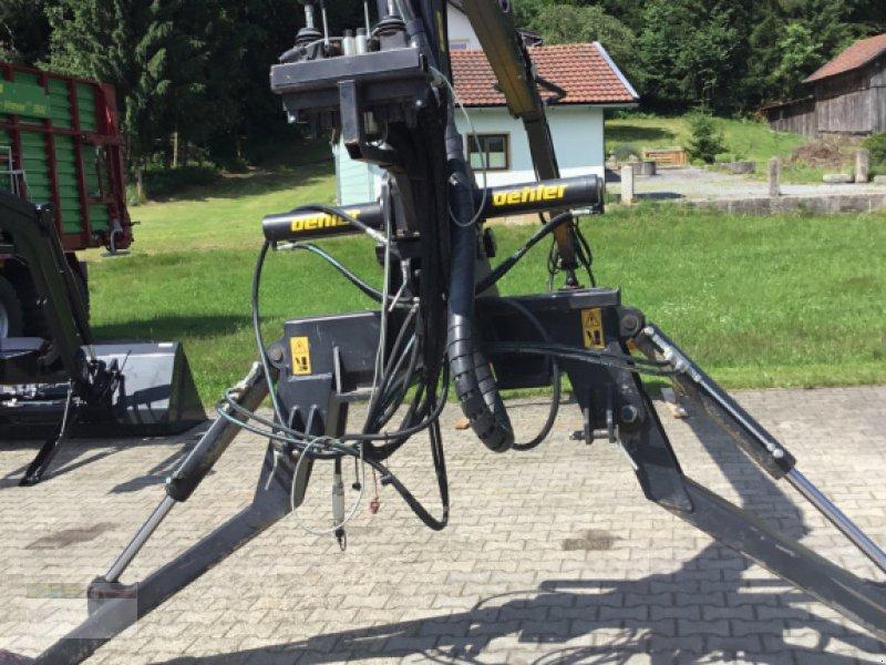 Ladekrane & Rückezange des Typs Oehler OL 7000SG/P, Gebrauchtmaschine in Fürsteneck (Bild 4)