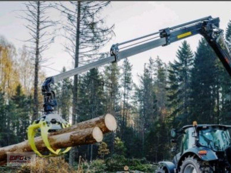 Ladekrane & Rückezange des Typs Palms FK 7.94, Neumaschine in Bad Grönenbach (Bild 1)