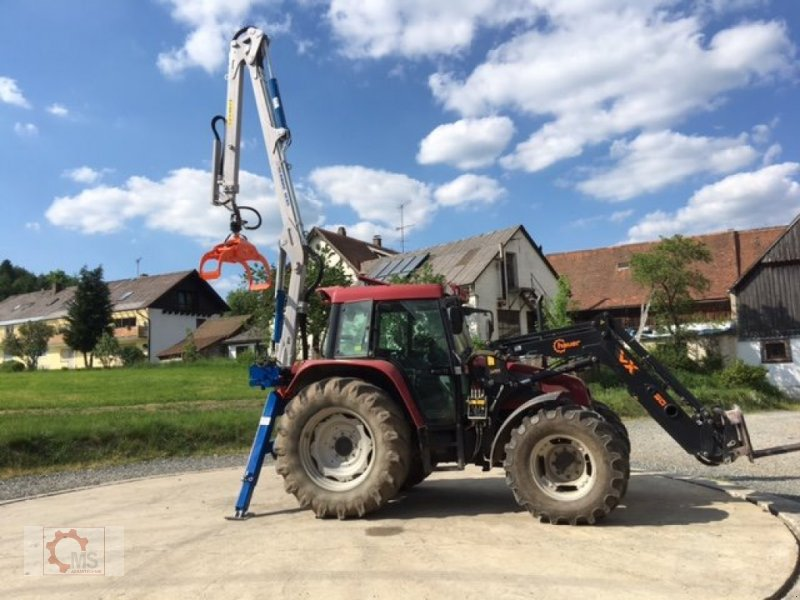 Ladekrane & Rückezange typu Scandic SC-65 3.Kran 600kg Hubkraft El.On/Off, Neumaschine w Tiefenbach (Zdjęcie 1)