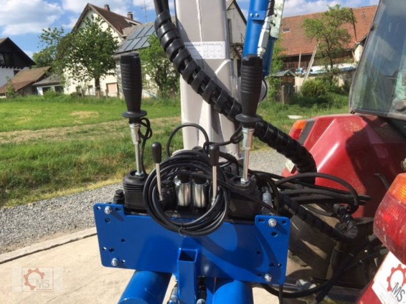 Ladekrane & Rückezange типа Scandic SC-65 3.Kran 600kg Hubkraft El.On/Off, Neumaschine в Tiefenbach (Фотография 9)