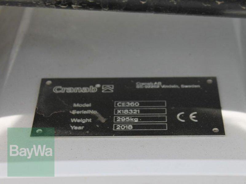 Ladekrane & Rückezange des Typs Sonstige CRANAB CE 360, Gebrauchtmaschine in Straubing (Bild 5)