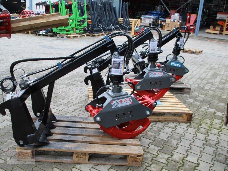 Ladekrane & Rückezange типа Sonstige SAT - Rückezange mit Auslegearm - Neumaschine, Neumaschine в Eberschwang (Фотография 1)