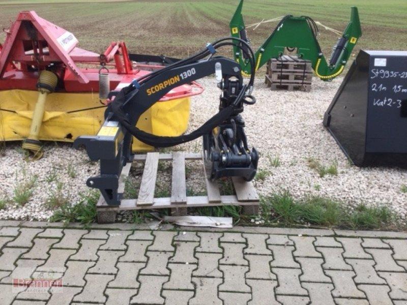 Ladekrane & Rückezange типа Uniforest Scorpion 1300 F, Neumaschine в Titting (Фотография 1)