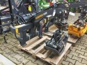 Ladekrane & Rückezange typu Uniforest Scorpoin 1300F, Neumaschine w Erding