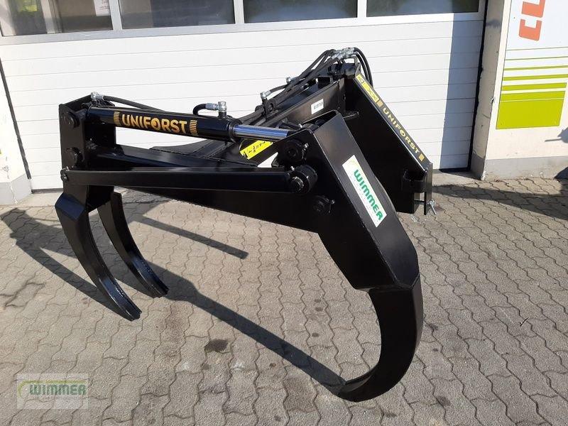 Ladekrane & Rückezange typu Uniforst Rückezange 2200, Neumaschine w Kematen (Zdjęcie 1)