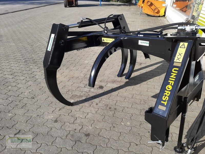 Ladekrane & Rückezange typu Uniforst Rückezange 2200, Neumaschine w Kematen (Zdjęcie 4)