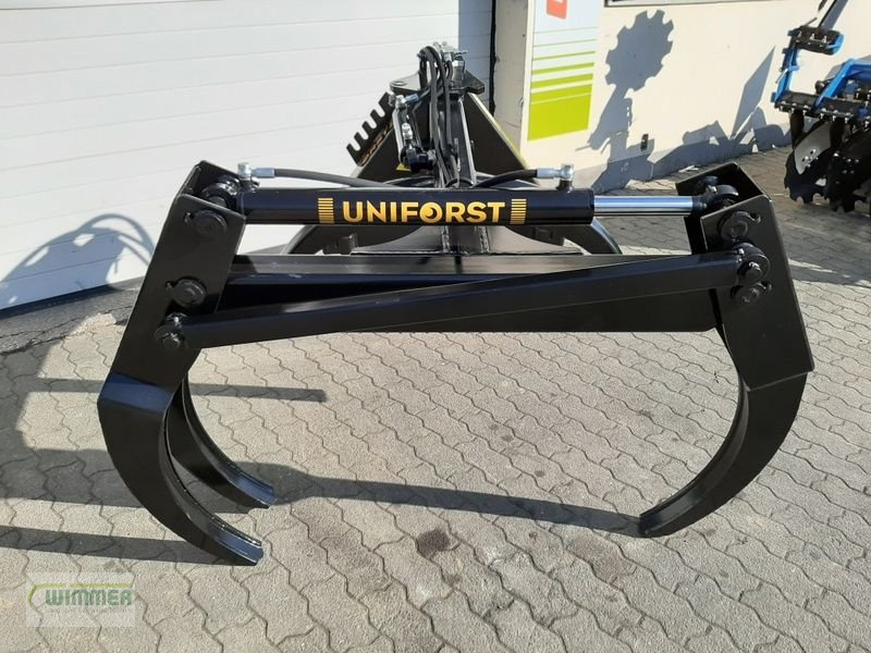 Ladekrane & Rückezange typu Uniforst Rückezange 2200, Neumaschine w Kematen (Zdjęcie 2)