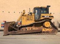 CAT D6H Planierraupe Laderaupe