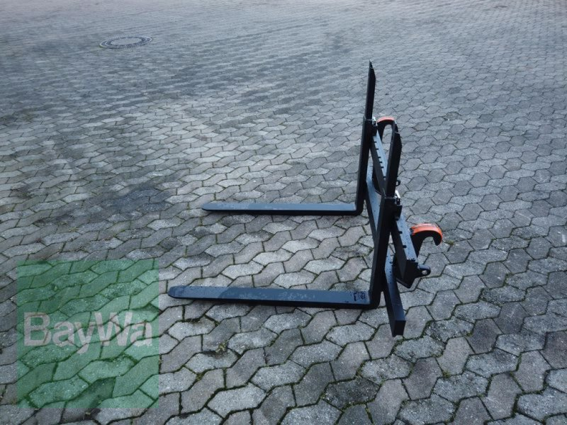 Ladeschaufel des Typs Alö PALETTENGABEL 1600/970 EURO, Neumaschine in Manching (Bild 5)