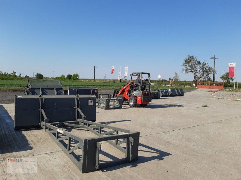 Ladeschaufel tip Bressel & Lade Lama impins cereale 2.5m, Neumaschine in Jud. Timiş (Poză 6)