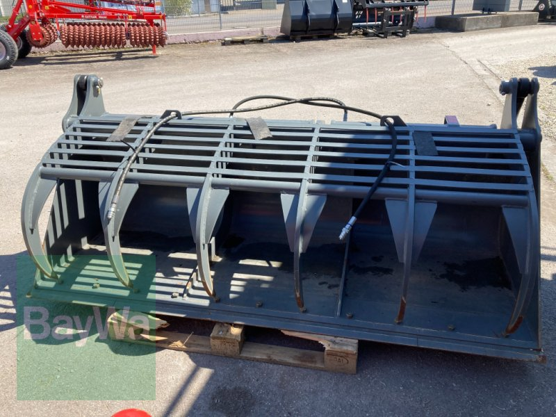Ladeschaufel des Typs Bressel & Lade Silagebeißschaufel Typ S >>Wandentnahme>>, Gebrauchtmaschine in Dinkelsbühl (Bild 1)