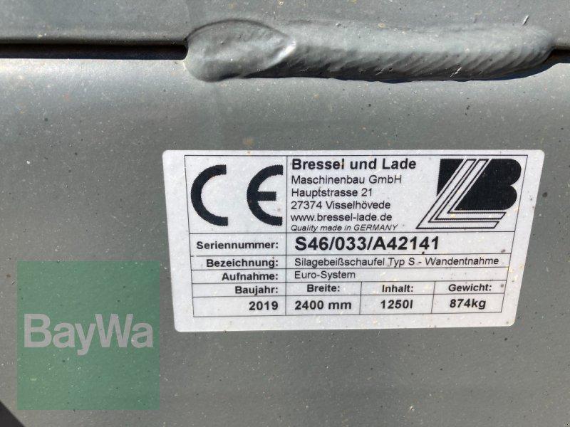 Ladeschaufel des Typs Bressel & Lade Silagebeißschaufel Typ S >>Wandentnahme>>, Gebrauchtmaschine in Dinkelsbühl (Bild 8)