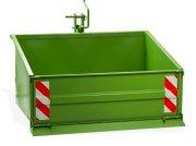 Dema Heckcontainer / Heckmulde 1200S grün 800kg Погрузочный ковш