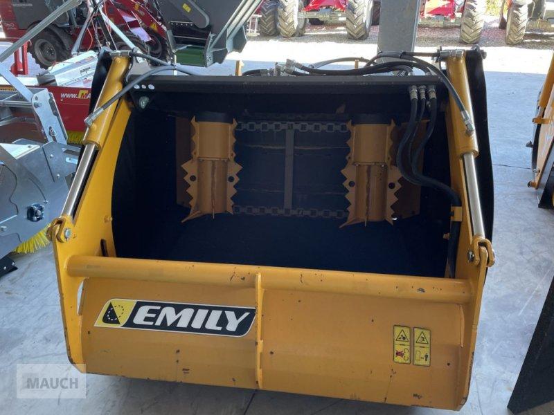 Ladeschaufel des Typs Emily DisFib 1,3 - 2,8m breite alle Aufnahmen, Neumaschine in Burgkirchen (Bild 1)