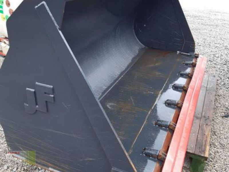 Ladeschaufel des Typs Flötzinger TPV, Vorführmaschine in Aurach (Bild 1)