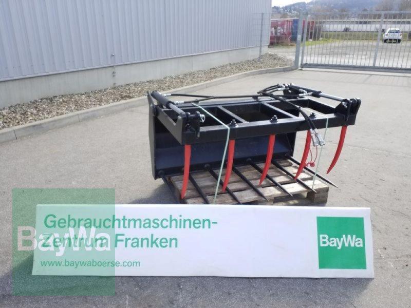 Ladeschaufel des Typs GiANT DUNG-SILAGEZANGE 1400-STANDARD, Gebrauchtmaschine in Bamberg (Bild 1)