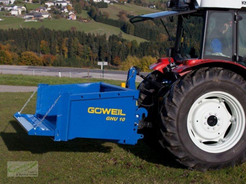 Ladeschaufel des Typs Göweil GHU 10 * Kippmulde *, Neumaschine in Neustadt (Bild 9)
