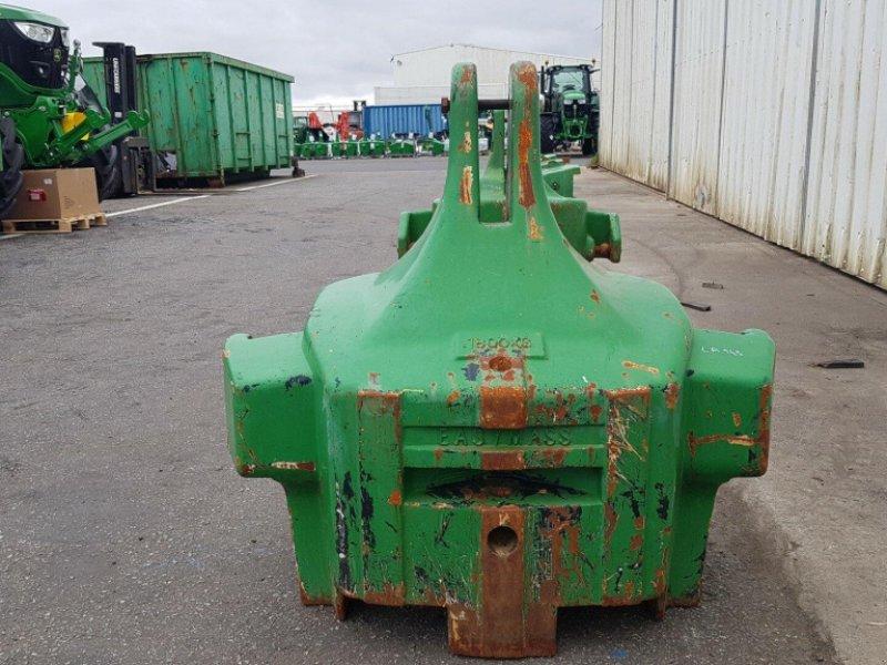 Ladeschaufel типа John Deere EASYMASS 1800kg, Gebrauchtmaschine в Pencran (Фотография 1)