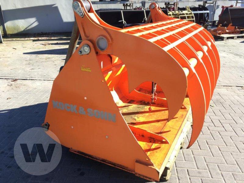 Ladeschaufel des Typs Kock GS 1800 XL, Gebrauchtmaschine in Husum (Bild 1)