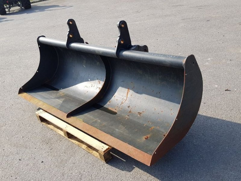 Ladeschaufel типа Mailleux BMS225, Gebrauchtmaschine в CHAILLOUÉ (Фотография 1)