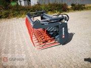Ladeschaufel des Typs Saphir Saphir Dung- und Silagezange DSZ L 21 Volvo Claas, Ausstellungsmaschine in Gyhum-Bockel