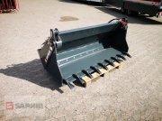 Ladeschaufel des Typs Saphir Saphir Klappschaufel KS 21 Schäffer SWR, Ausstellungsmaschine in Gyhum-Bockel