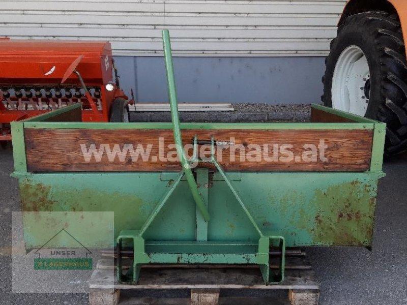 Ladeschaufel des Typs Scheibelhofer 180X125/MECHANISCH, Gebrauchtmaschine in Aschbach (Bild 1)