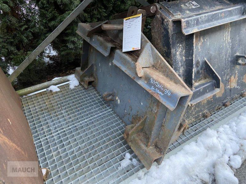 Ladeschaufel des Typs Sonstige Adapter Schäffer / Dreipunkt, Gebrauchtmaschine in Burgkirchen (Bild 1)