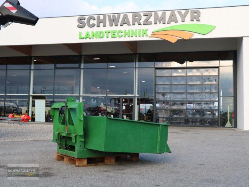 Ladeschaufel des Typs Sonstige Eigenbau Hochkippschaufel 1,6m, Gebrauchtmaschine in Gampern (Bild 1)