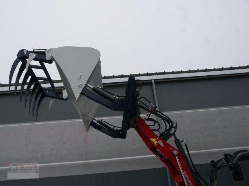 Ladeschaufel des Typs Sonstige Hochauskippschaufel für Hoflader-Telelader-NEU, Neumaschine in Eberschwang (Bild 1)