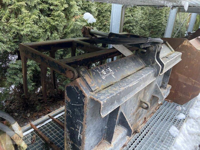 Ladeschaufel des Typs Sonstige Kroko 1200m m mit Schäffer Aufnahme, Gebrauchtmaschine in Burgkirchen (Bild 1)