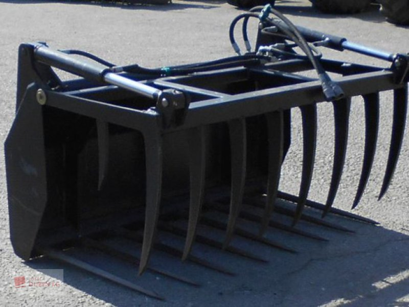 Ladeschaufel des Typs Sonstige Schäffer Krokogebiss D+S 1400, Gebrauchtmaschine in Ziersdorf (Bild 1)