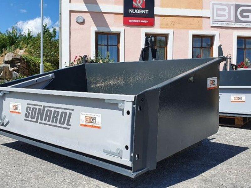 Ladeschaufel типа Sonstige Schwerlast Transportbox 180cm passend f. 3 Punkt, Neumaschine в Brunn an der Wild (Фотография 1)